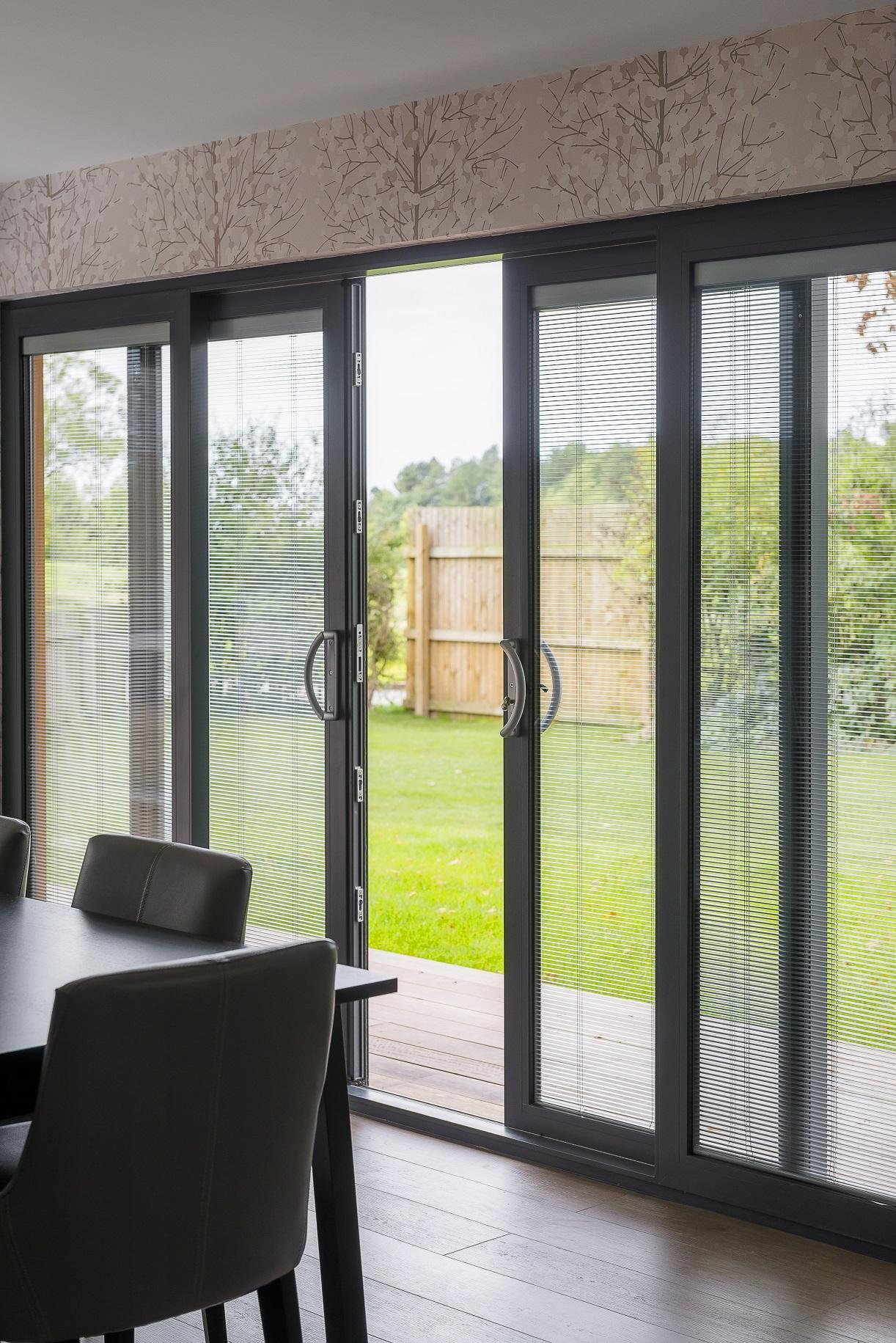 bifold or sliding patio doors